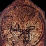 """Hereford Mappa Mundi Black Corners"" by TheNorthernTerritory"