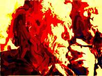 BUKOWSKI IN THE RED.