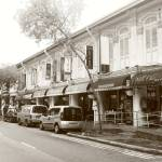 """City Singapore in monochrome - Joo Chiat"" by sghomedeco"