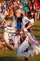 Native American Grass Dancer