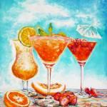 """cocktail"" by Liliya_Chernaya"