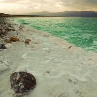Dead Sea Art Prints & Posters by John Souza