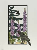 Raven and Foxglove