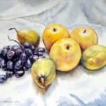 """Grapes and Pears"" by JoeyAgbayani"