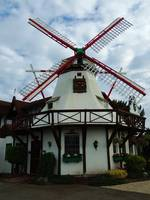 Pacific Coast Windmill - Whidbey Island