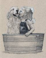 Kisses in a Tub