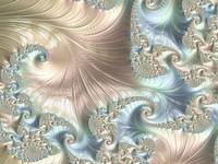 Mother of Pearl - A Fractal Abstract