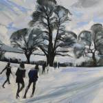 """A Walk in Winter Full Res"" by davidpott"