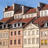 Warsaw Old Town. Art Prints & Posters by Fernando Barozza