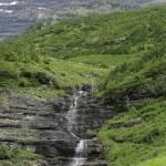 """Glacier Waterfall"" by Groecar"