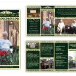 """John Wesley Villas brochure"" by GoodrichGallery"