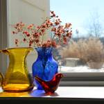 """Glass Still Life by Window"" by KsWorldArt"