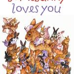 """Somebunny Loves You"" by wendyedelson"