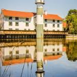 """""""lake mattamuskeet lighthouse north carolina"""" by digidreamgrafix"""