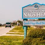 """town of nags head scenes on outer banks nc"" by digidreamgrafix"