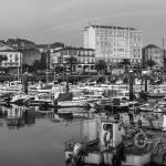 """""""Port of Ferrol Galicia Spain"""" by Avanzini"""
