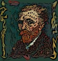 Self Portrait of Someone Else (Van Gogh)