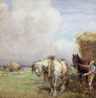 The Hay Wagon