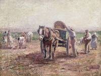 The Potato Pickers