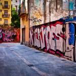 """""""Graffiti in Valencia"""" by melanzata"""