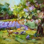"""Gathering Lavender"" by Dreama"