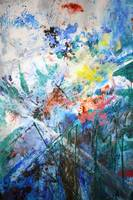 Flower Garden Abstract