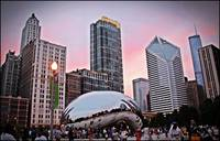 Cloud Gate ~ The Bean