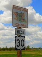 Thousand Springs Scenic Byway