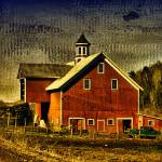 """Franklin Spring Barn"" by DBenoit"