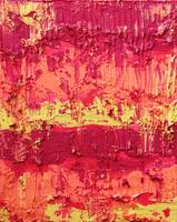 Red Orange Yellow Abstract 1