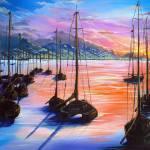 """030  Daybreak"" by cassiakdkb"