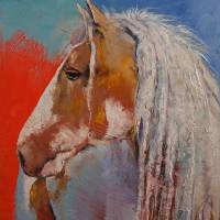 """Gypsy Vanner"" by creese"