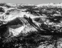 Cathedral Peak, An Aerial View