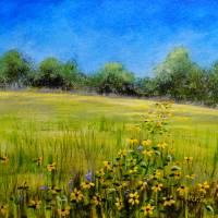 In the Prairie Art Prints & Posters by Christine K. Jones
