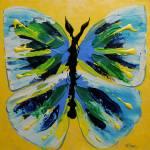 """""""Butterfly Hues"""" by ckjonesart"""