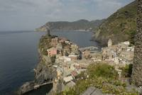 view of vernazza cinque a terre Italy