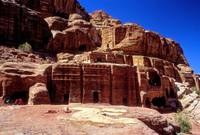 Bedouins Were Still Living in Petra
