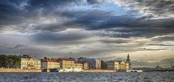 Good Morning, St Petersburg