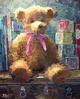 Teddy_Thomas Kinkade insperation_30x38