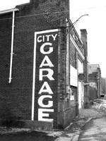 Mahanoy City, City Garage