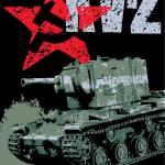 """KV-2 Russian tank"" by tankterror"