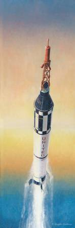 Mercury-Redstone Launch