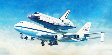 Last Flight of the Space Shuttle Program