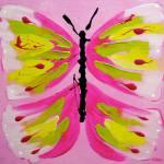 """""""Pink Butterfly Hues"""" by ckjonesart"""
