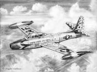 Republic F-84 Thunderbird