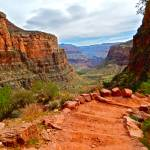 """""Steps on Bright Angel Trail"" Grand Canyon, AZ"" by AlexandraZloto"