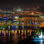 """Allegheny RIver, Pittsburgh"" by jeffkreulen"