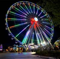 The Wheel at the Island in Pigeon Forge, TN