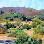 """Foothills, Ramona California"" by BeaconArtWorksCorporation"