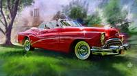 1953 Buick Super Eight